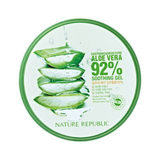 SkinCare :: Face :: Moisturizers :: [Nature Republic] Soothing and Moisture Aloe Vera Soothing Gel -