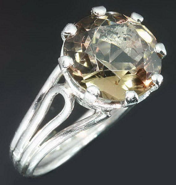 Belle Epoque estate ring.