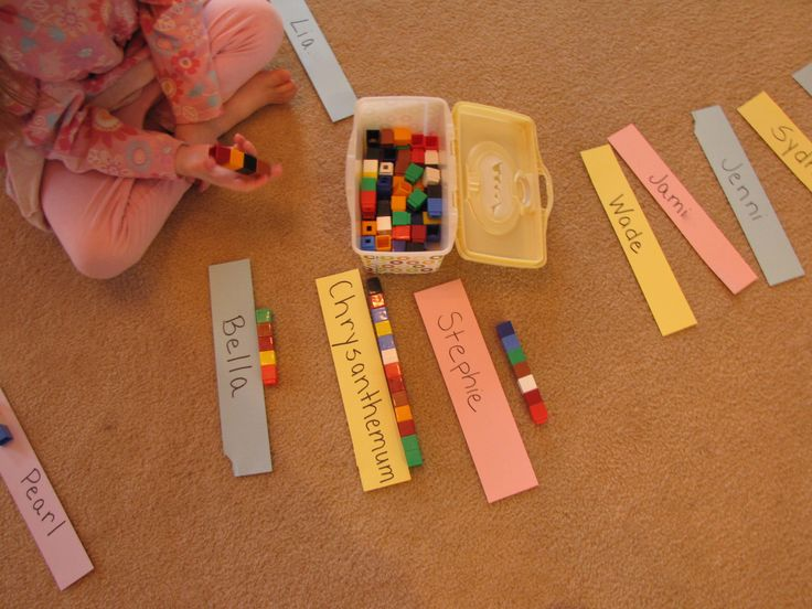 Name Recognition Activities to Go with K. Henkes' Chrysanthemum