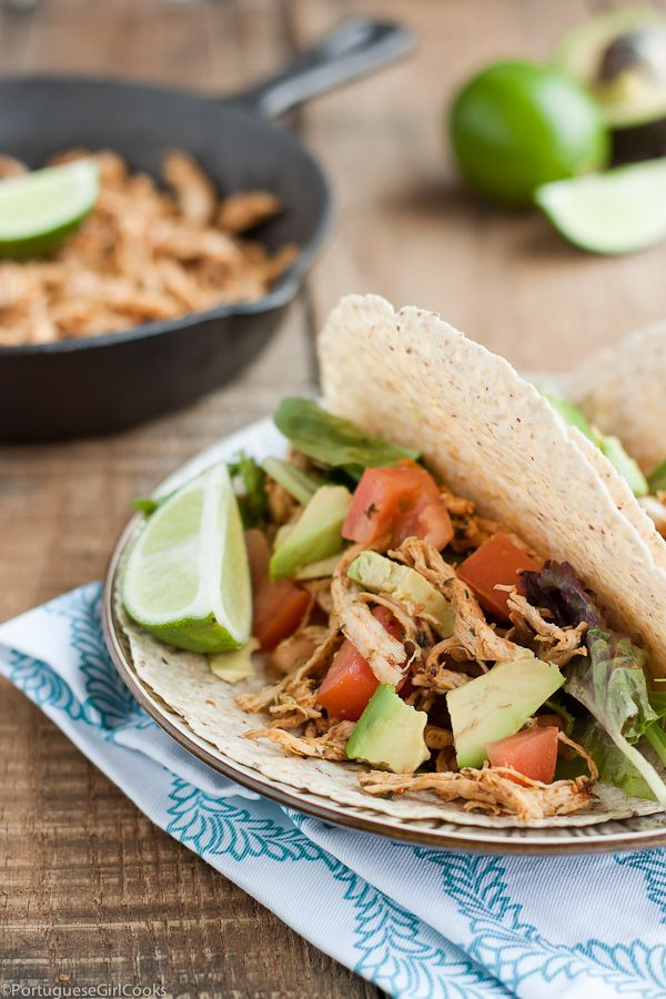 30 Minute Chicken Tacos by portugesegirlcooks: So...I should have started half an hour ago. #Tacos #30_Minutes #Chicken #portugesegirlcooks
