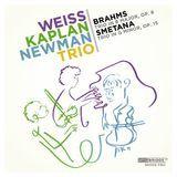 Brahms: Trio in B major, Op. 8; Smetana: Trio in G minor, Op. 15 [CD], 16032996