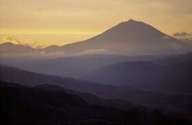 Mount Kerinci, Jambi (Indonesia)