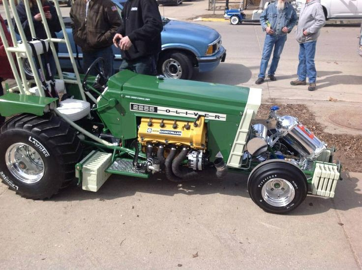 33 Best Images About Lawnmower Pullers On Pinterest