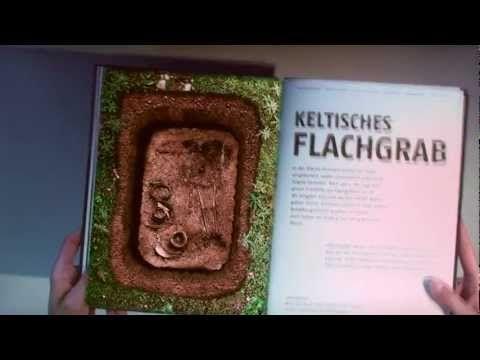Die Kelten - Augmented Reality Book