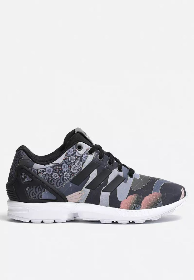 womens adidas zx flux butterfly trainers nz