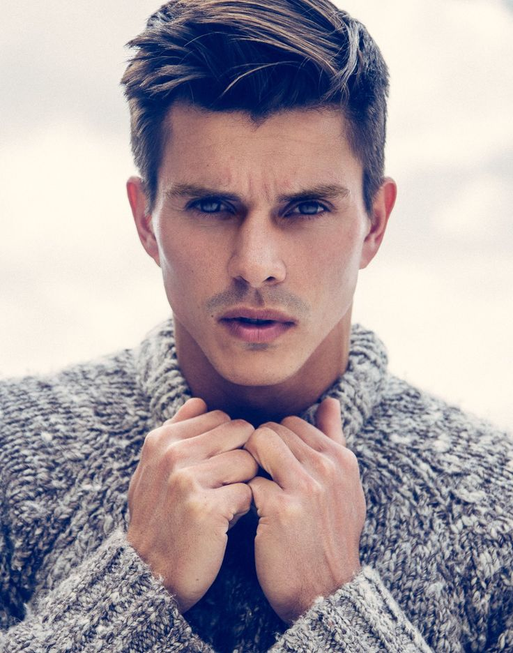 Kenny Braasch Ph Brian Jamie The Perfect Mens Hairstyle Is Just A Hairflip