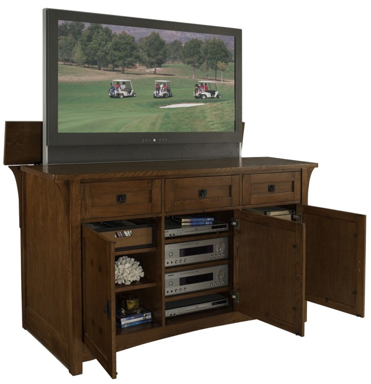 Hidden flat screen tv stands cabinetflat screen tv wall for Tv cabinets hidden flat screens