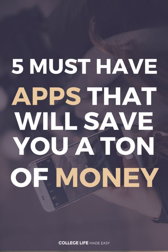 5 Must Have Smartphone Apps That Will Save You a Ton of Money