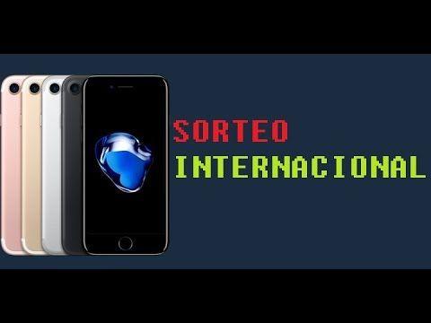 REGALO IPHONE 7!! TODO EL MUNDO GANA ;)