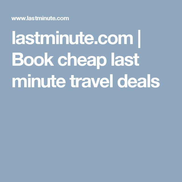 Last minute fly cruise deals from uk