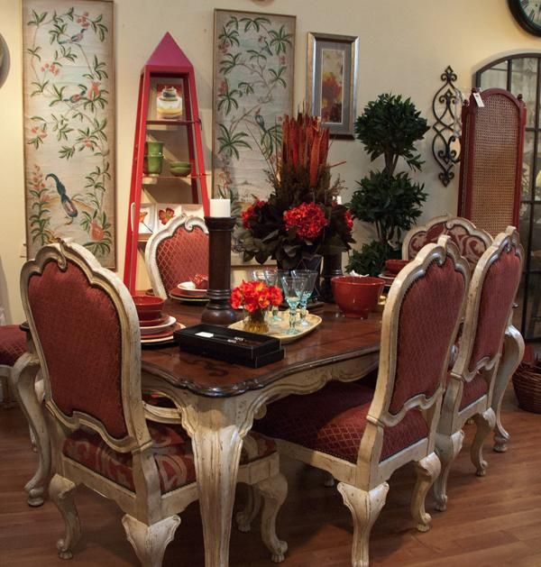 french country dining room set dining pinterest