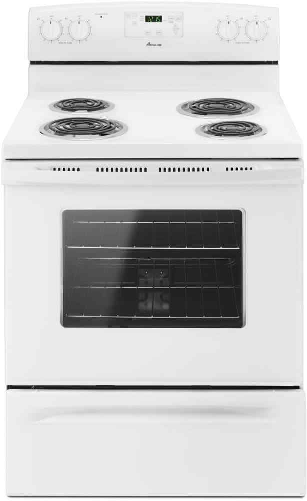 Ranges And Stoves 71250 New Amana Whirlpool Electric Range Coil Top Acr4303mew Local Pickup Only It Now 208 88 On Ebay