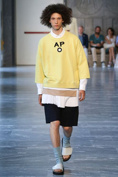 Andrea Pompilio   Spring 2015 Menswear Collection   Style.com