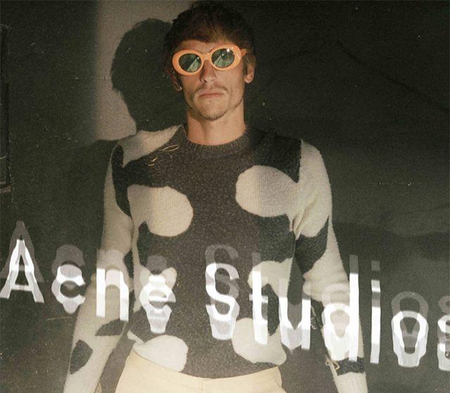 Первый пошел: фотограф Дэвид Симс снял мужскую рекламную кампанию для Acne Studios