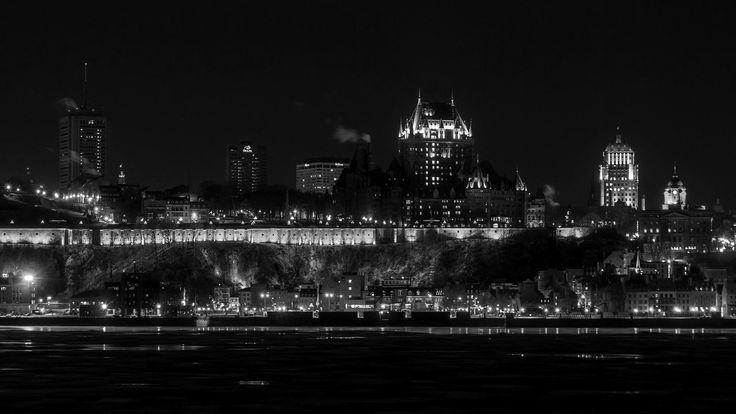 Quebec City by Simon Armstrong on 500px
