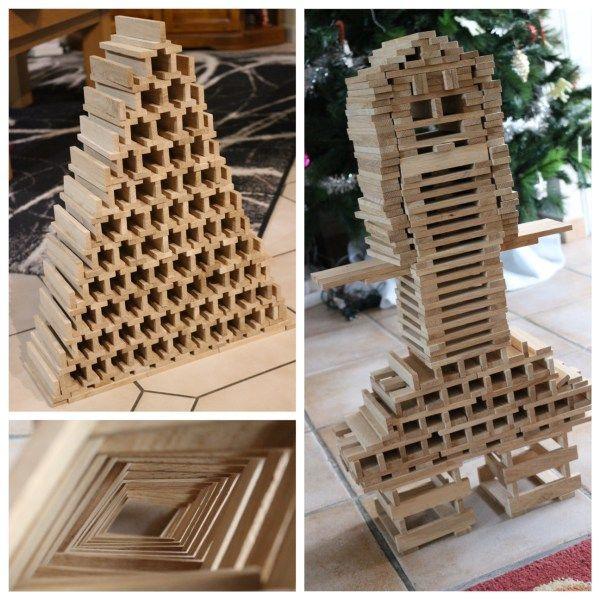 plus de 1000 id es propos de kapla construction mod les sur pinterest jouets kabouter. Black Bedroom Furniture Sets. Home Design Ideas