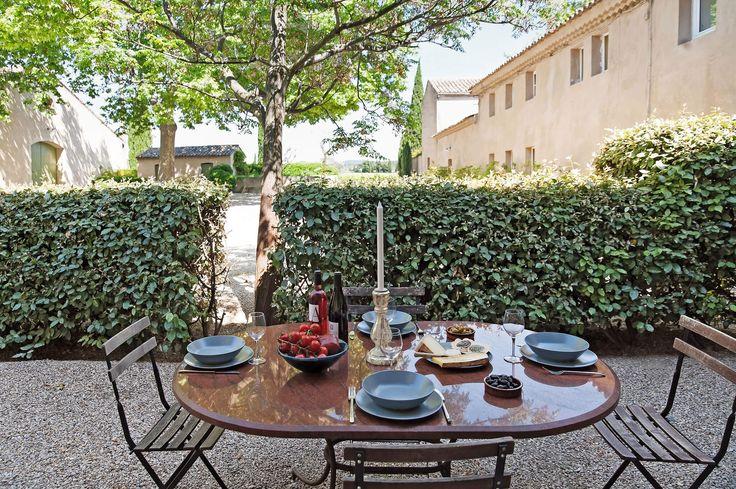 Provence Villa Rental   Cairanne 2BDR   Haven in