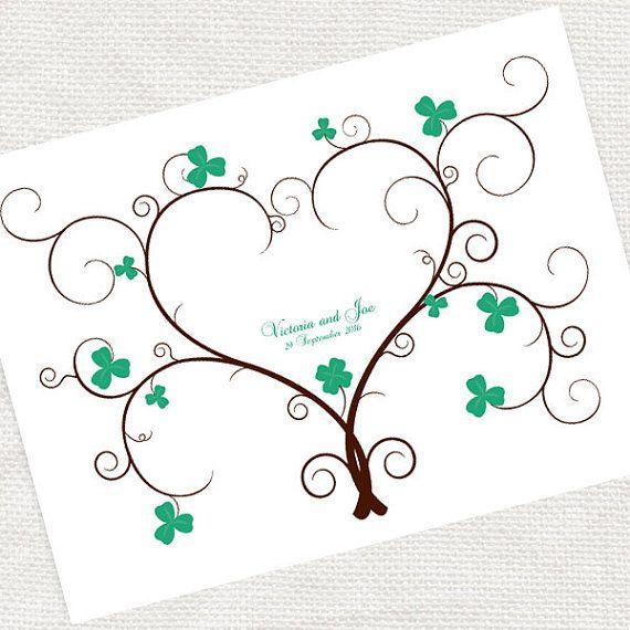 Custom Wedding Accessories Savannah Live Oak Thumbprint: 1000+ Ideas About Thumbprint Tree Wedding On Pinterest