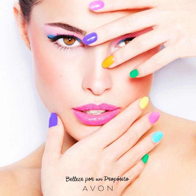 ¡Sentite viva! Animate a un make-up lleno de contrastes.