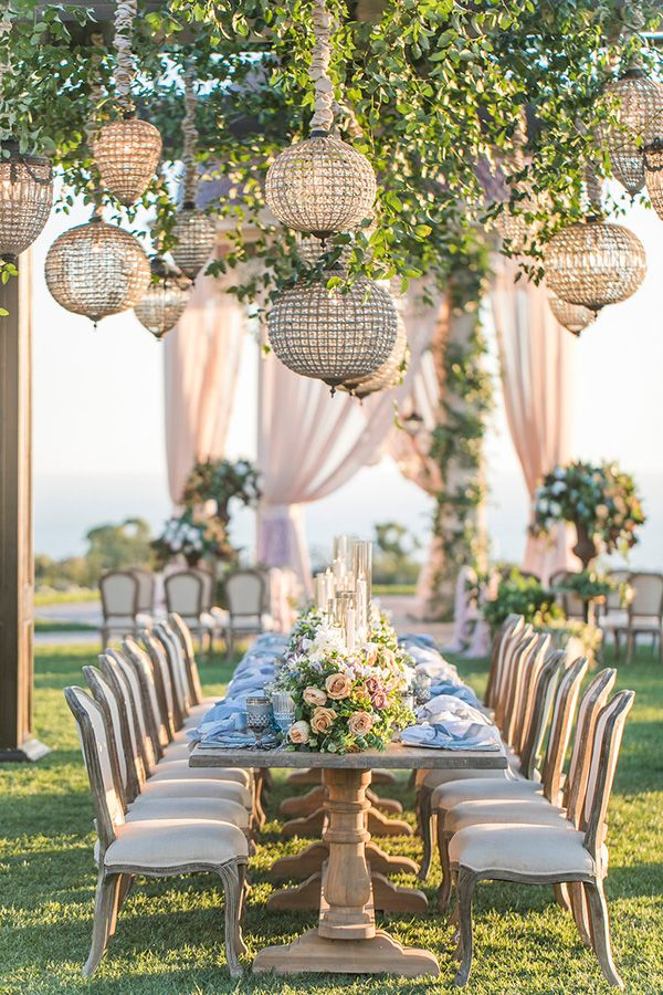 Unforgettable European Inspired Luxury Wedding Ideas