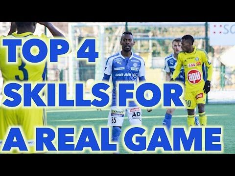 This video is all about Easy Soccer Skills. Humiliate the defender with some new easy soccer skills.