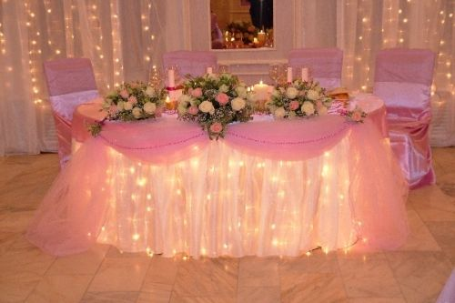 Decoracion de boda con luces buscar con google - Decoraciones de fotos ...
