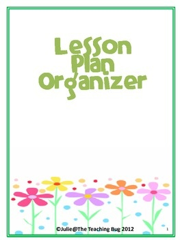 52 best images about Lesson Plan Templates on Pinterest | Teaching ...