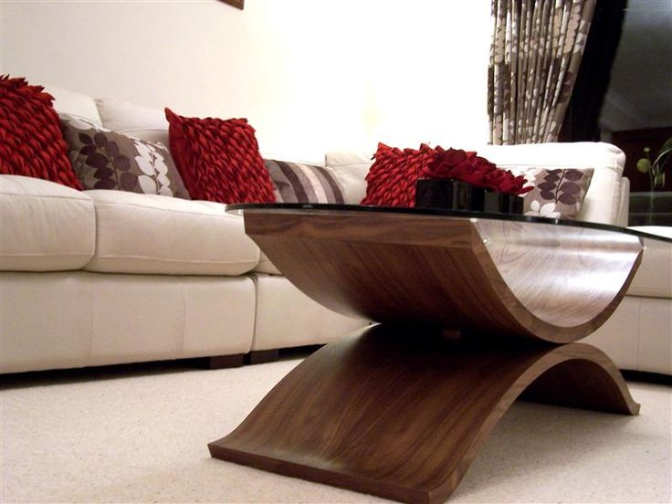 12 Best Contemporary Furniture Curved Wooden