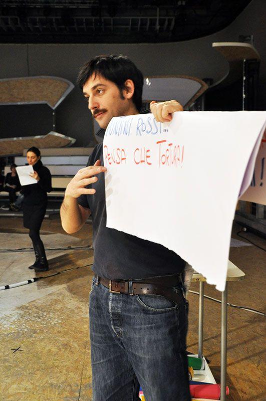 Alberto il nostro suggeritore #raiexpo #ricetteacolori #raigulp #carolinarey #alessandrocirciello #winx #tv #cibo #ricette #gioco #bimbi