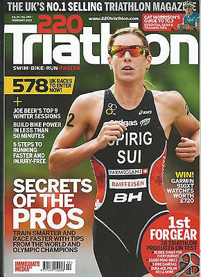 Triathlon 220 #magazine 2013  # 282 - joe beer winter #sessions - #running faster,  View more on the LINK: http://www.zeppy.io/product/gb/2/181993415228/