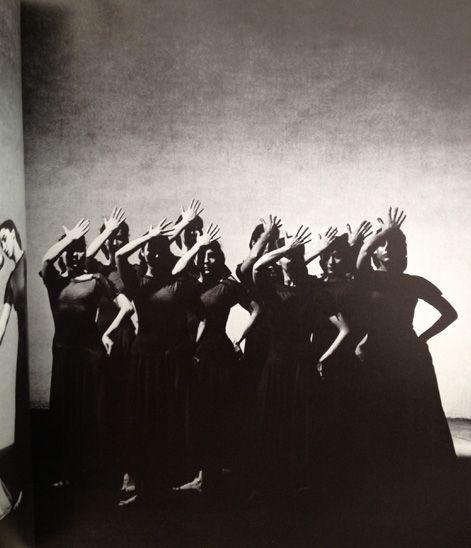 Martha Graham || Primitive mysteries, 1931