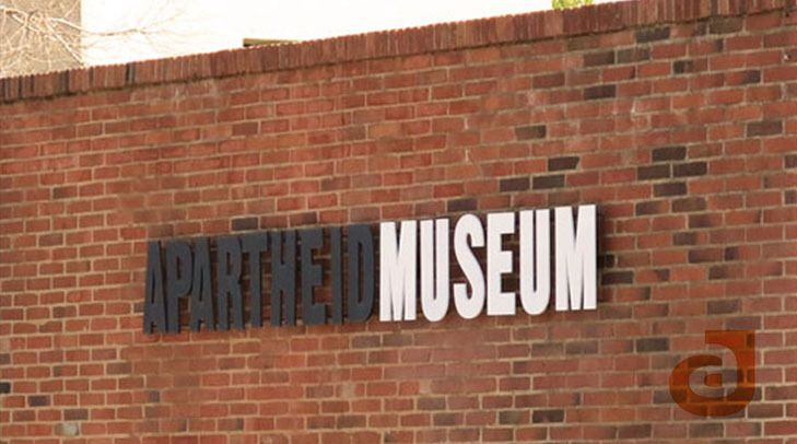 Have you been to the apartheid museum? Would you recomend people to go?