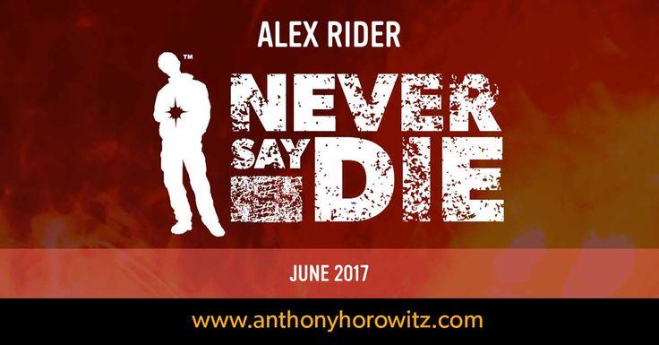 New Alex Rider book :)
