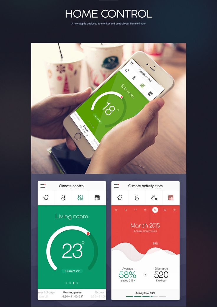 UI/UX projects on App Design Served