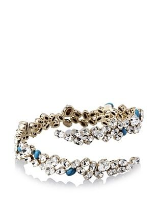 60% OFF Joanna Laura Constantine Crystal Turquoise Cuff