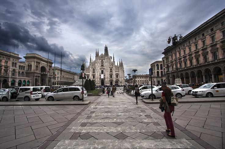 #Milan #Duomo #Italy #travel #trip