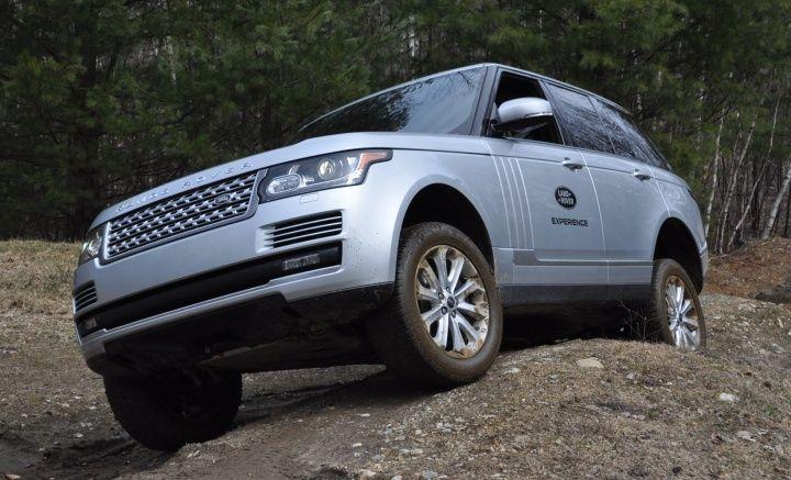 2014 land rover range rover hoonage off road