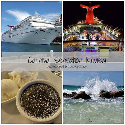 Carnival Sensation Review- Day 1 #Carnival #Cruise #Sensation