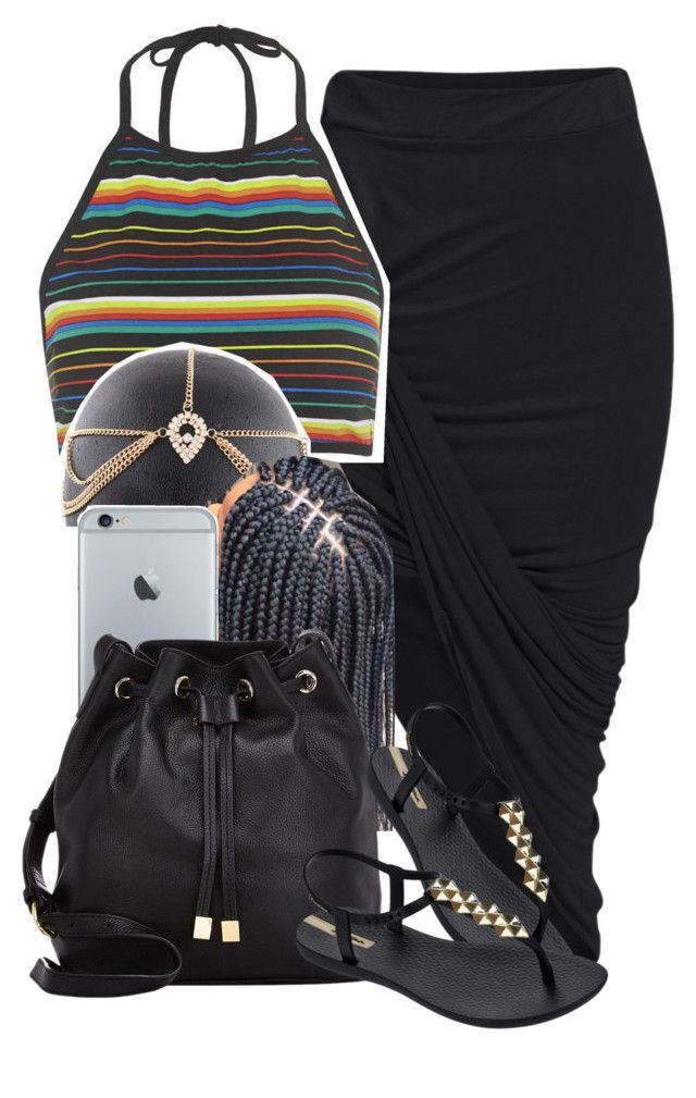 """""""Untitled #890"""" by kaja-bear ❤ liked on Polyvore featuring Motel, Barneys New York and IPANEMA"""