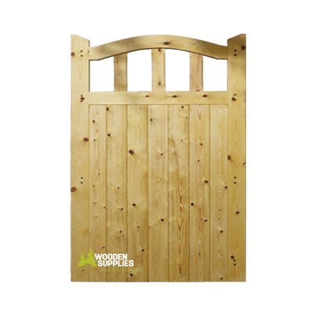 Buy A Whiston #wooden #garden #gate For Your Home. Compliment It With
