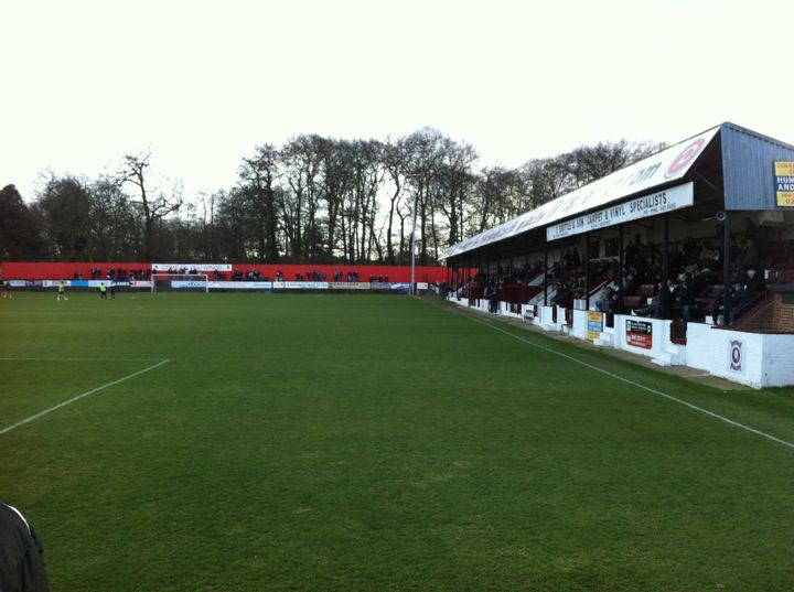 Park View Road - Welling United Football (Erith and Belvedere shared)