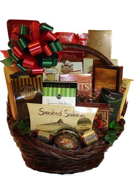 19 best Christmas Gift Baskets Canada images on Pinterest ...