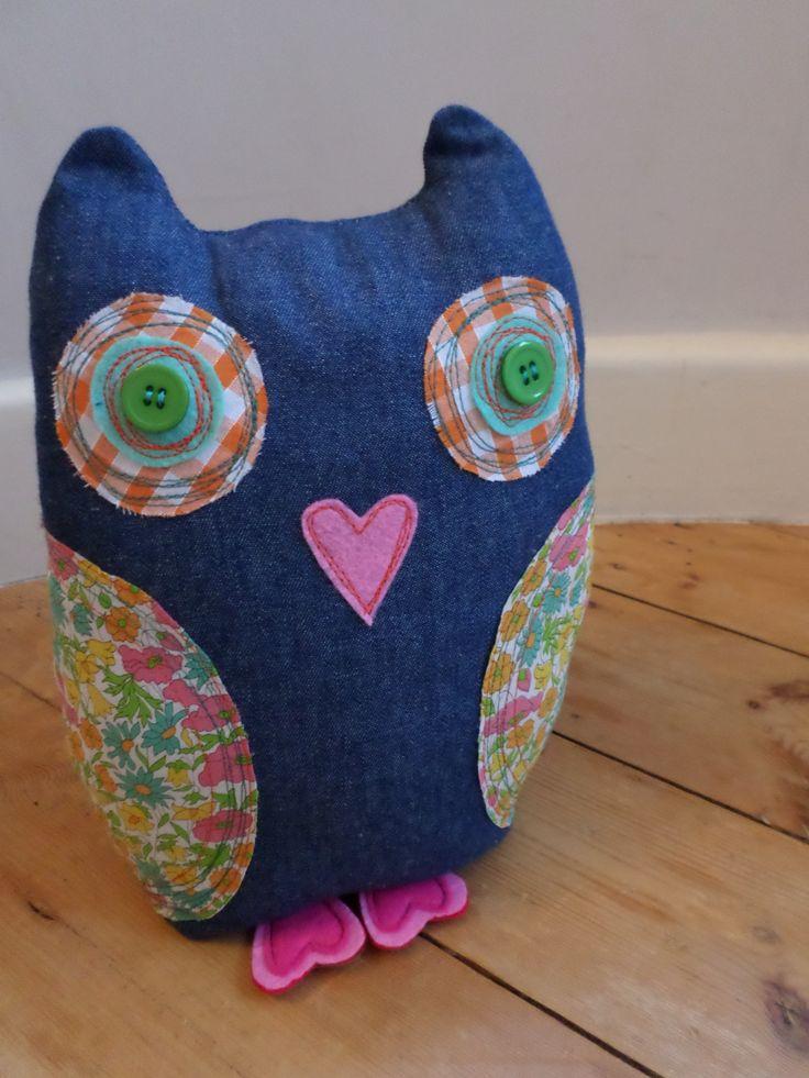 flowery Doris Owl