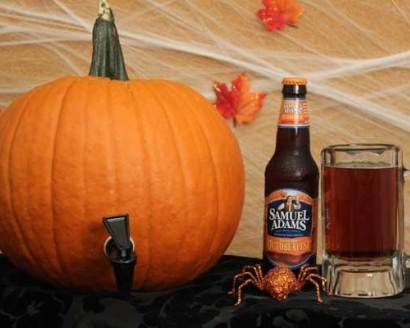 Beer DIY: How to Make a Pumpkin Keg
