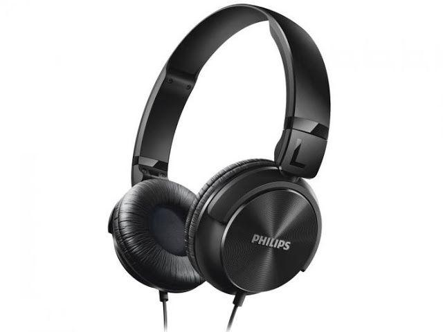 Headphone/Fone de Ouvido Philips Dobrável - SHL3060 << R$ 4990 >>