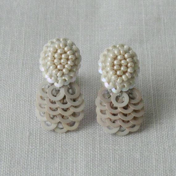 tamas Earring - LisetteAccessories - Envelope is a unique online shopping mall made up of a few independent shops from all around Japan.