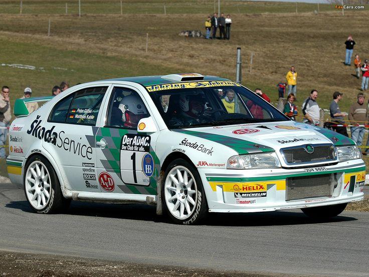 Škoda Octavia WRC (1U) 1999–2003 pictures