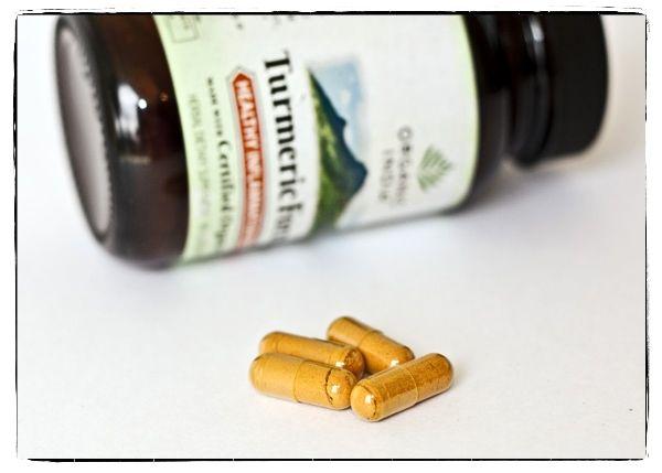 Replace ibuprofen with tumeric: Herbal, Baking Soda