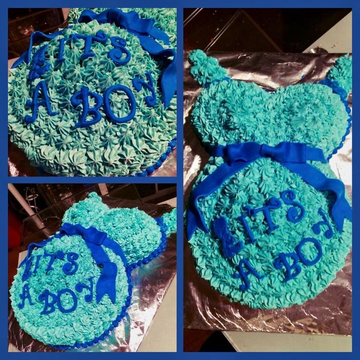 My Baby Shower CAKES