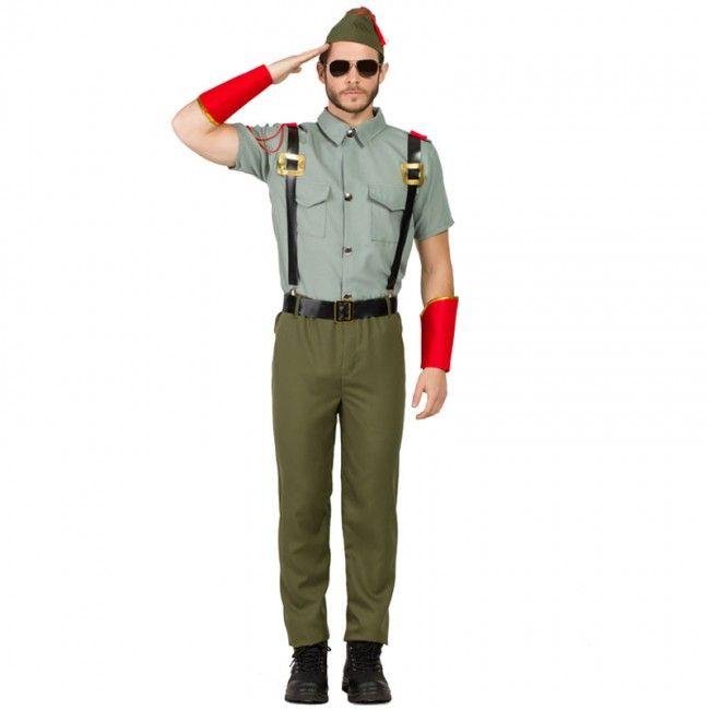 Déguisement Militaire Légion pour homme #costumespouradultes #nouveauté2017